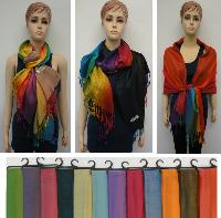 Pashmina with Fringe [Rainbow]